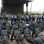 Physical and Credential Screening at Nigeria Police Force (NPF) 2020/2021 Constable Recruitment