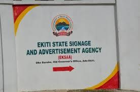 Ekiti State Signage And Advertisement Agency Recruitment 2020