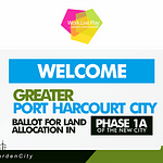 Greater Port Harcourt City Development Authority (Rivers State) Recruitment…..Apply Right Now
