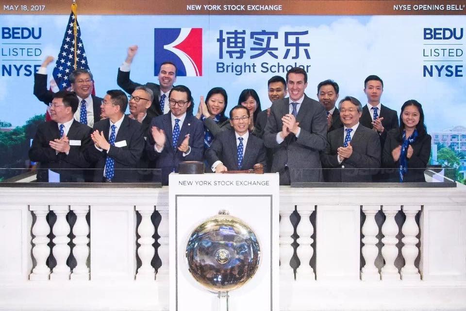 Job For English Teacher, Bright Scholar Education Group China
