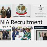 National Intelligence Agency (NIA) Recruitment 2020/2021 Application Updates