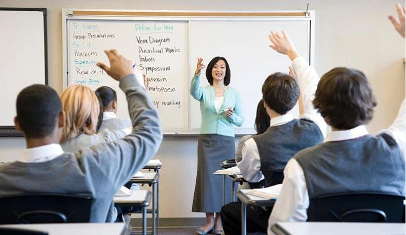 Job For High School English Teacher At Ambright Education Group China