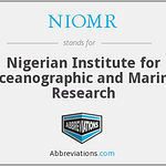 Nigerian Institute For Oceanography And Marine Research (NIOMR), Recruitment 2020/2021 Apply Now
